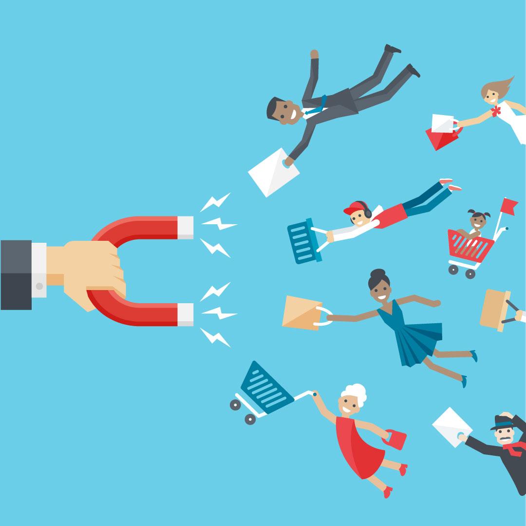 Tips om jouw klanten aan je bedrijf te binden