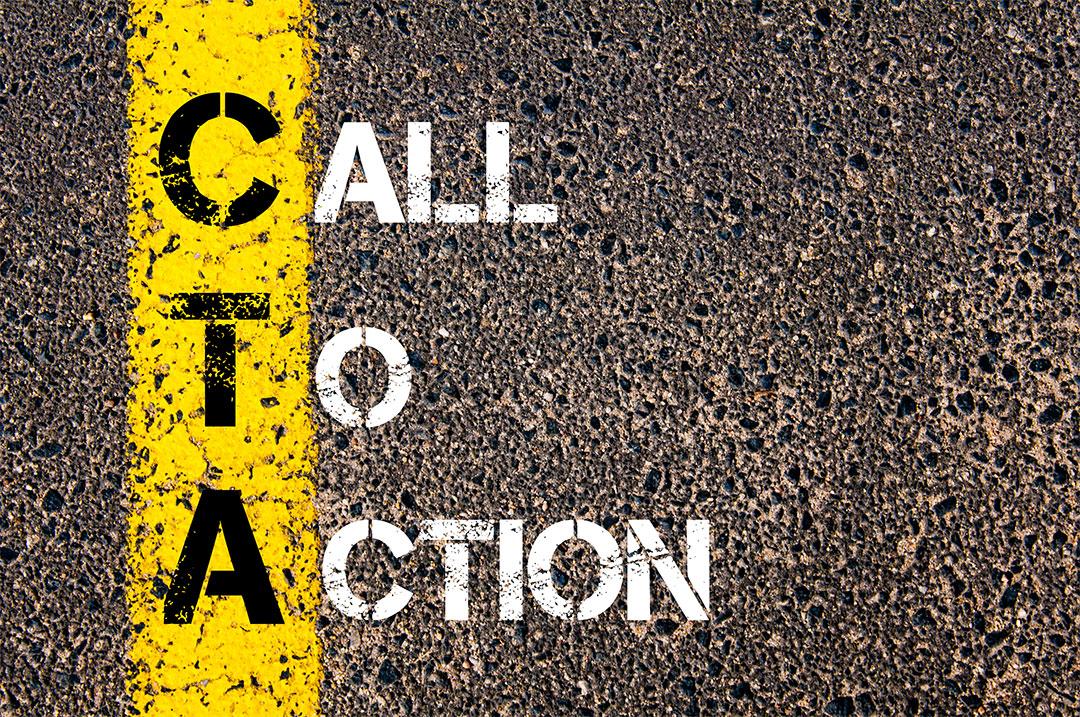 Call to Actions in jouw nieuwsbrief: waar moet je opletten?