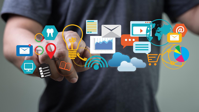Een website als je virtuele vestiging